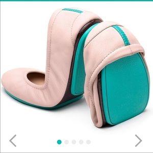 EUC Ballerina Pink Tieks Flats 7